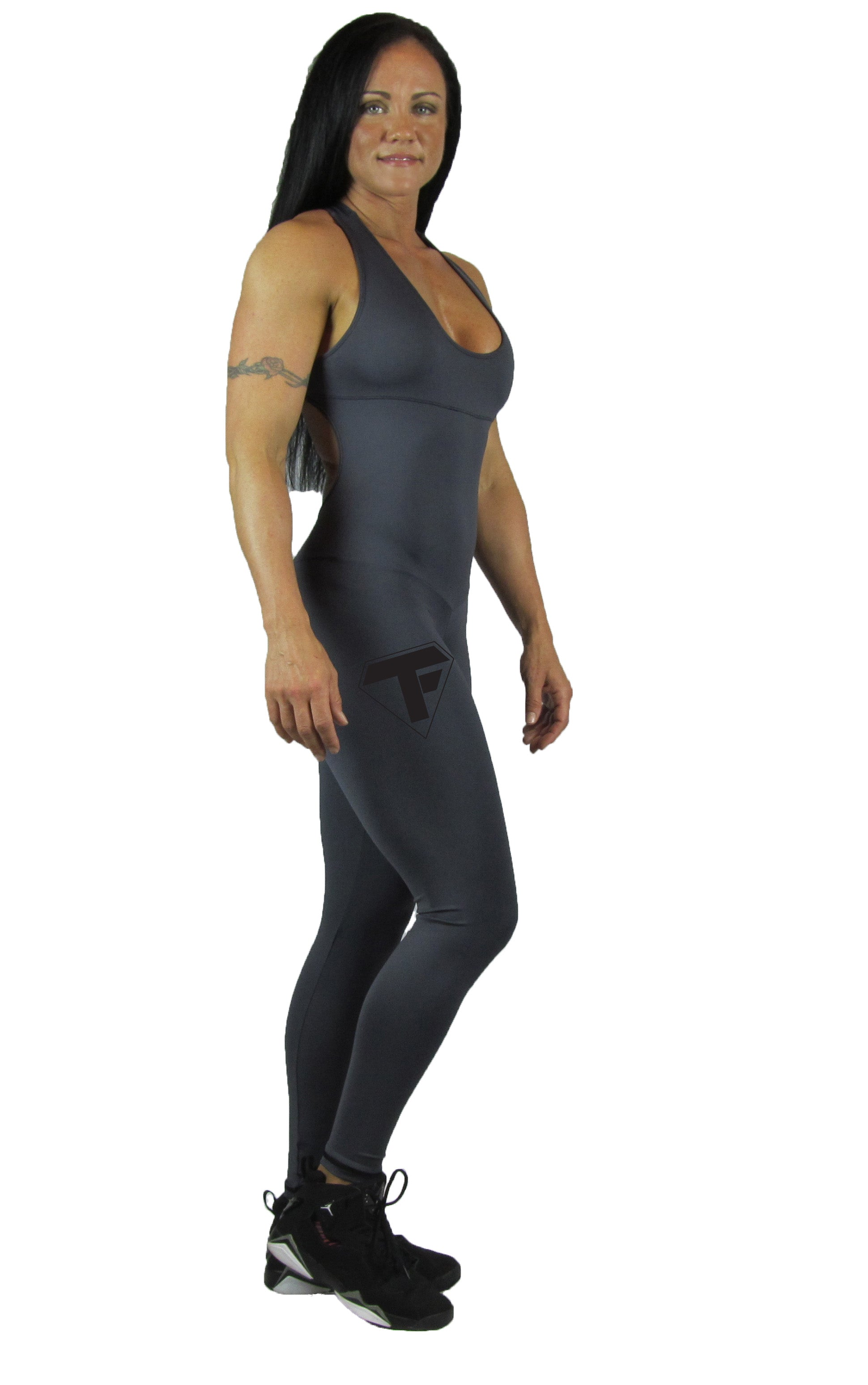 Steel Thunder Full Length Bodysuit