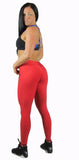 Red Thunder Legging