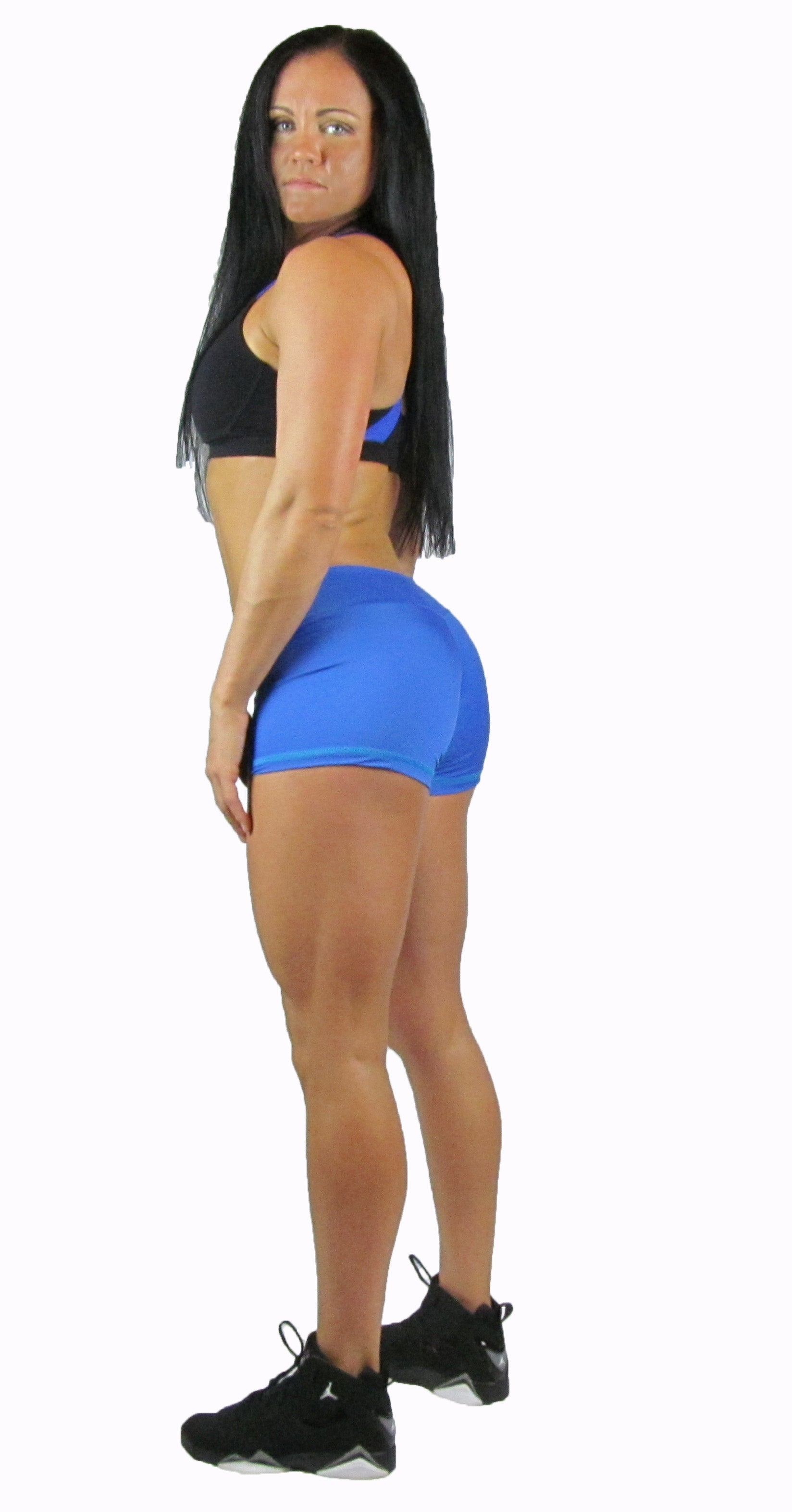 Blue Thunder Short