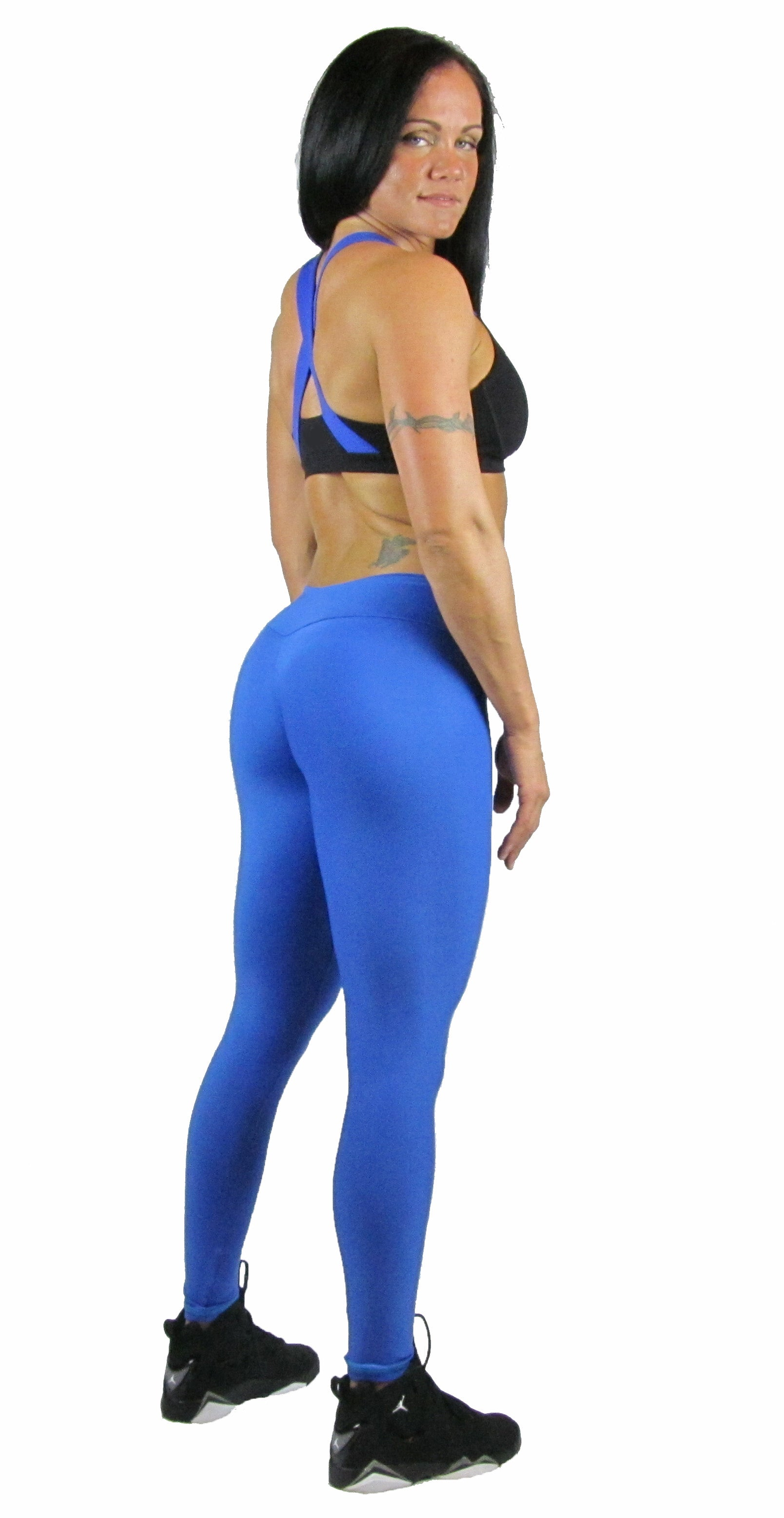 Blue Thunder Legging