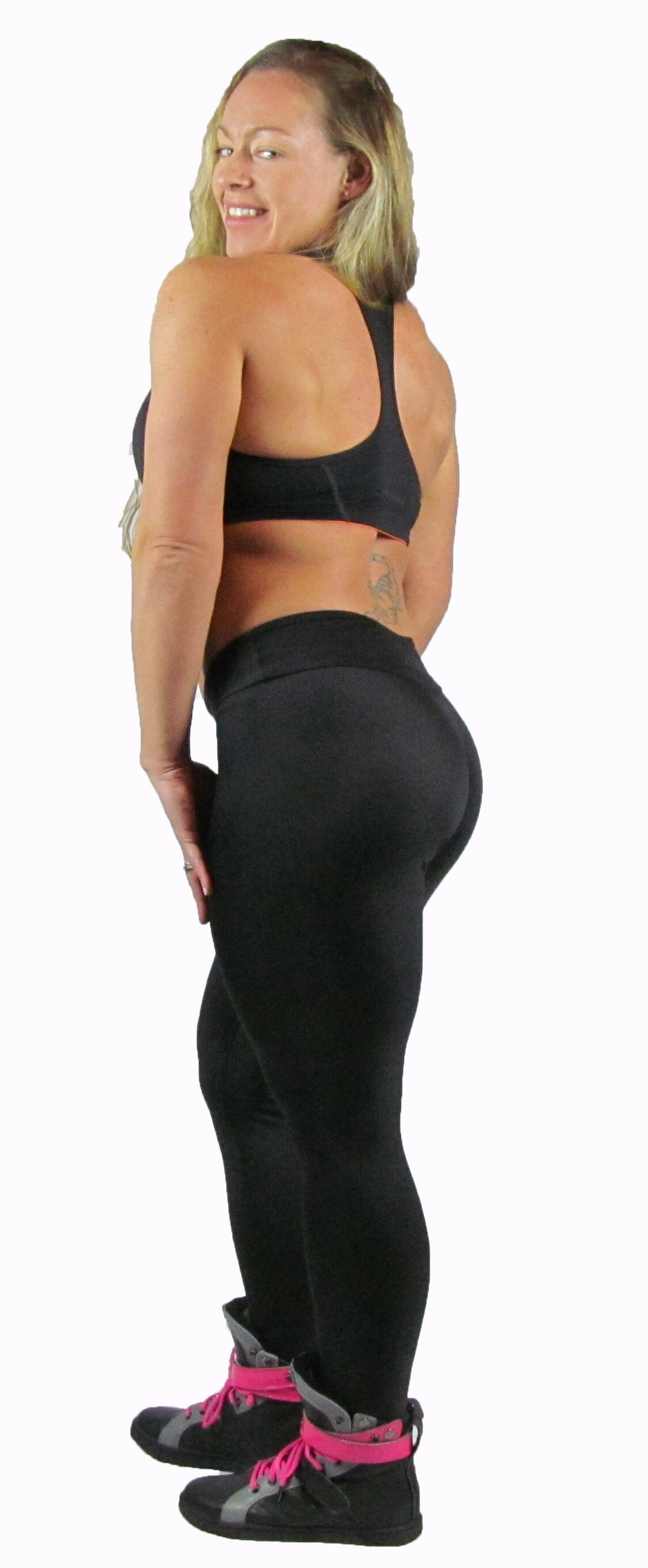Black Thunder Legging