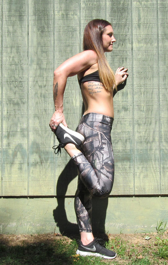 True Timber Camo Legging