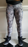 Nightmare Before Christmas Legging