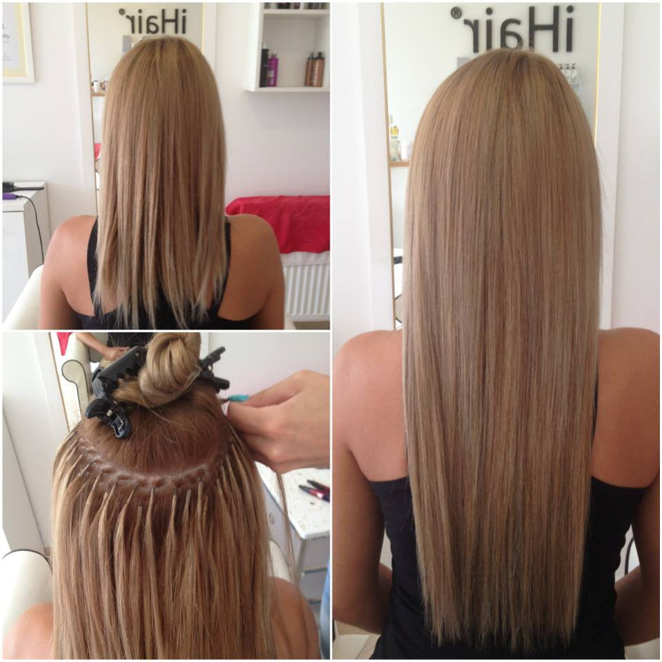 Hair extensions #42 - one head ♥ luxury - iHair Extensions