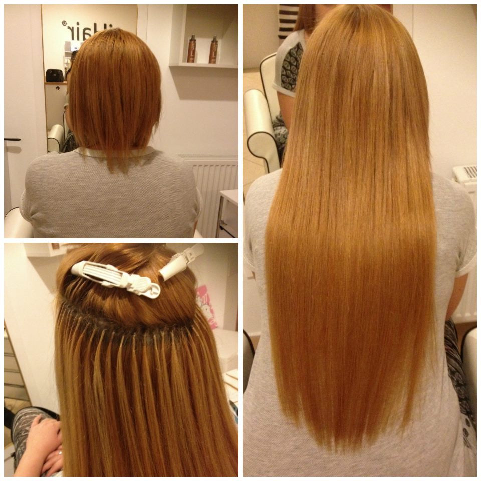 Hair extensions #37 - one head ♥ luxury - iHair Extensions