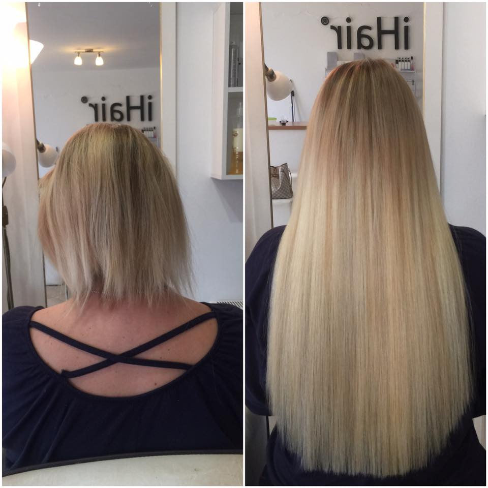 Hair extensions #17 - one head ♥ luxury - iHair Extensions