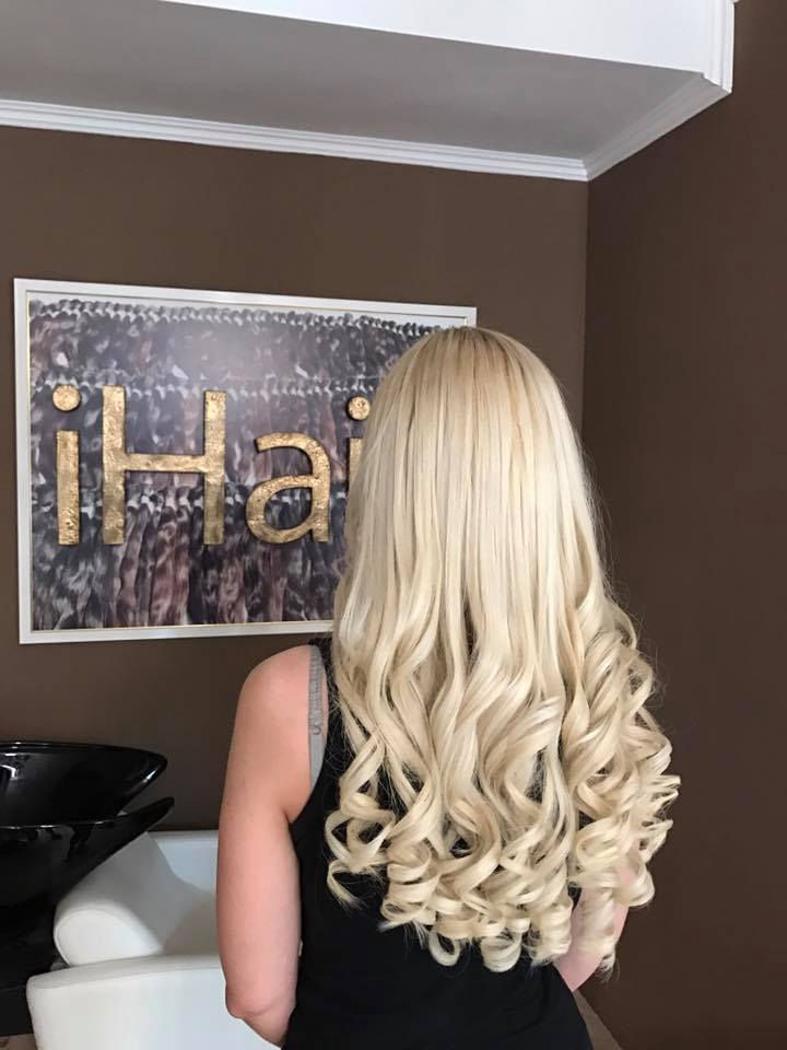 Hair extensions #63 - one head ♥ luxury