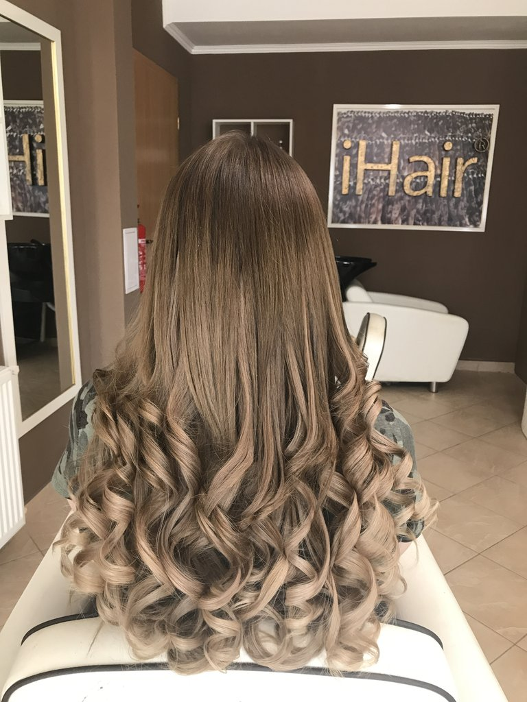 Colored Hair Extensions 04 100g Luxury Long Life Ombre