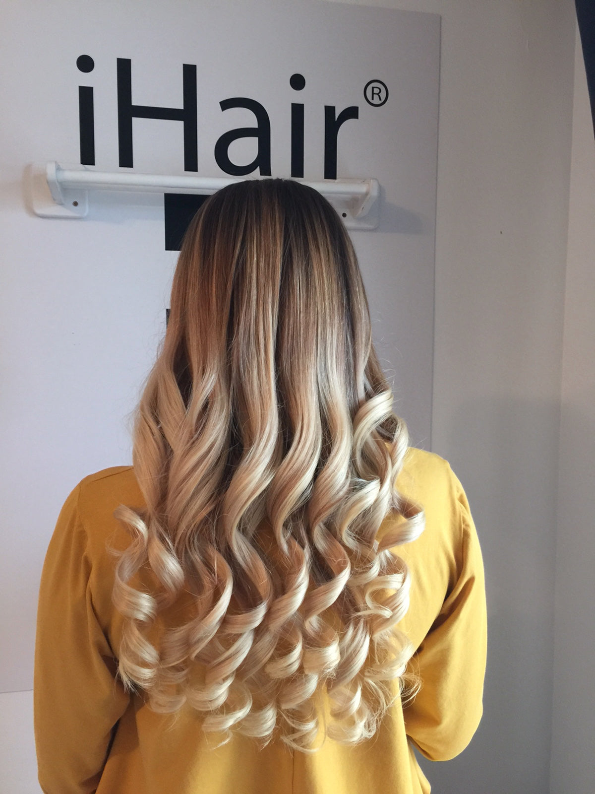 Colored Hair extensions #01, 100g ♥ Luxury ♥ Long Life ♥ Ombre ...