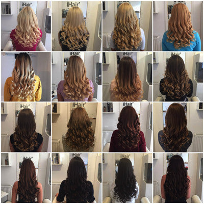 iHair extensions