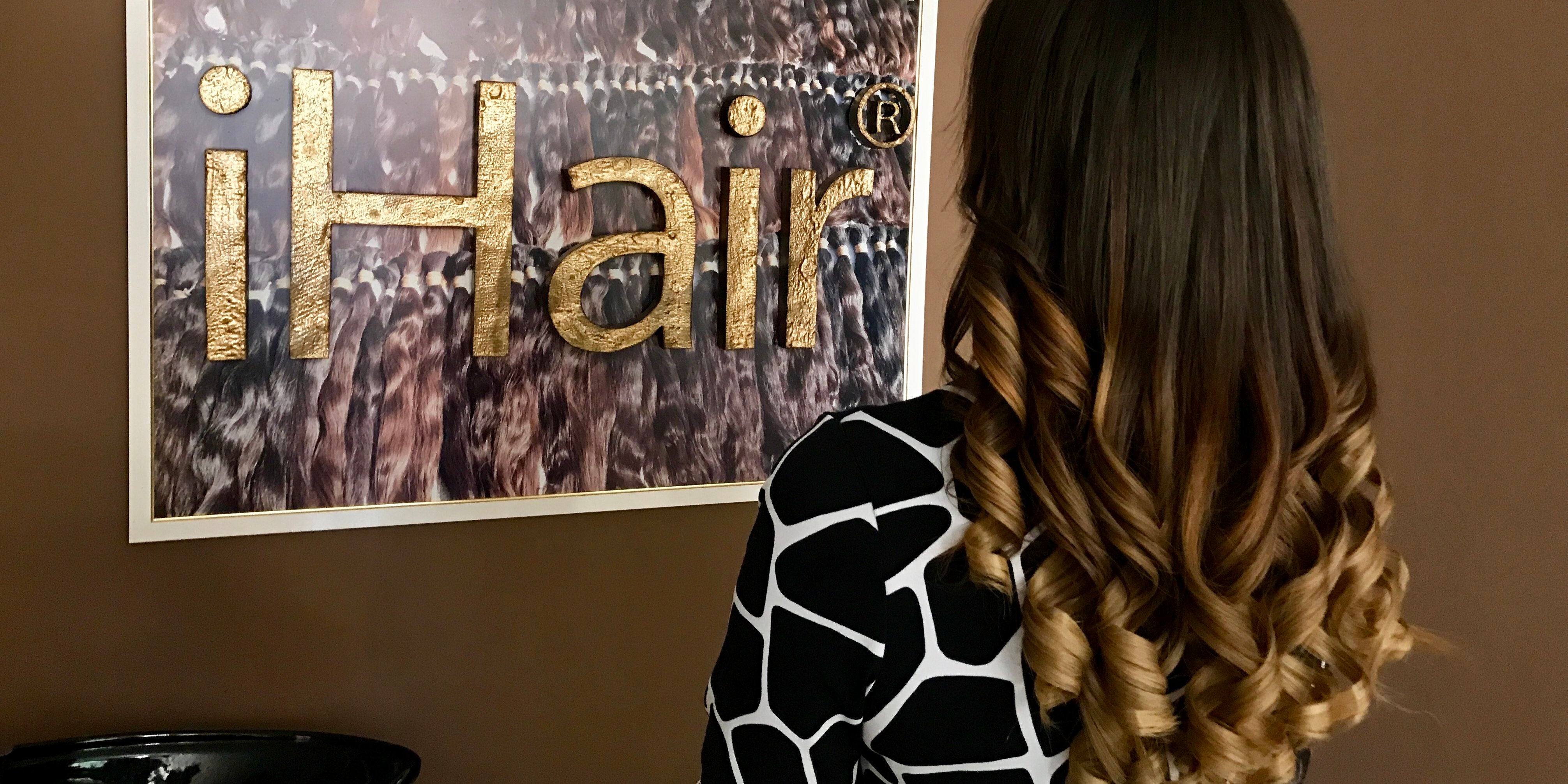 iHair® Dare to be different.