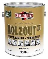 Richards Paint HOLZOUT II Primer/Sealer Stain Killer