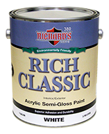 Richard's Interior/Exterior Rich Classic Semi Gloss