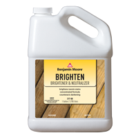 Benjamin Moore Exterior Concentrated Wood Brightener