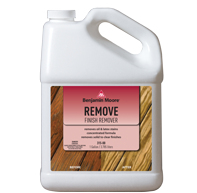 Benjamin Moore Exterior Stain Remover