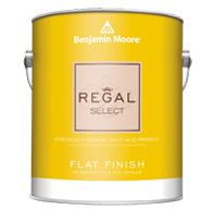Benjamin Moore Regal Select<br>Flat