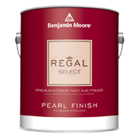 Benjamin Moore Regal Select<br>Pearl