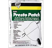 DAP Presto Patch 4lb Box <br>