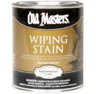 Old Masters Interior<br>Wiping Stain