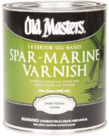 Old Masters Exterior Spar-Marine Varnish