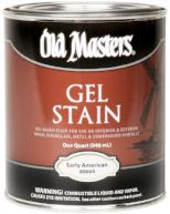 Old Masters Gel Stain<br>&nbsp;&nbsp;