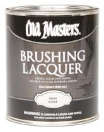 Old Masters Interior Brushing Lacquer