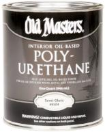 Old Masters Interior Oil-Based Polyurethane Satin