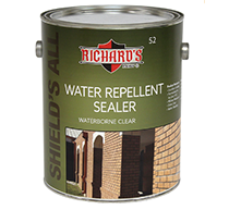 Richards Shields All Purpose Water Repellent
