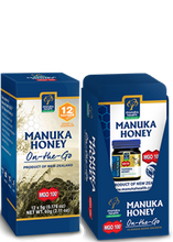 Load image into Gallery viewer, MGO™ 100+ Manuka Honey On-The-Go 12pack (12 X 5g)