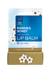 Load image into Gallery viewer, Manuka Honey Lip Balm