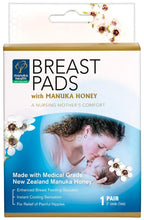 Load image into Gallery viewer, ManukaAid™ Breast Pad with Manuka Honey