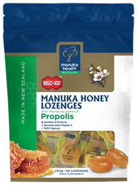 Manuka Honey & Propolis Lozenges (58 lozenges 250g)