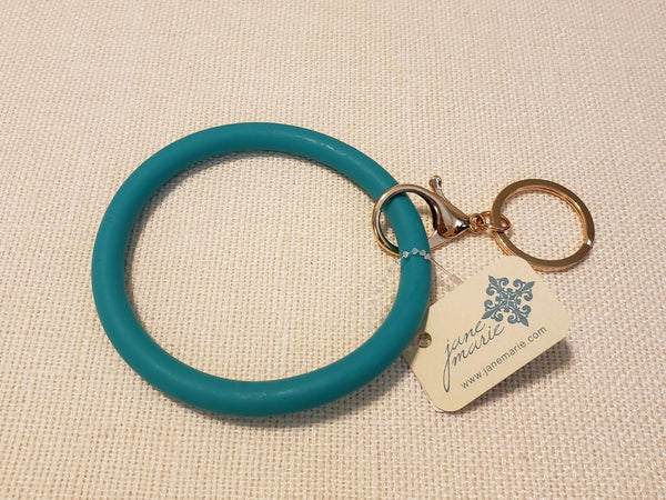 Silicone Bangle Keychain