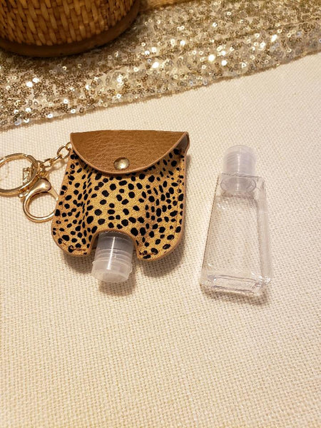 Hand Sanitizer/Lotion Key Chain