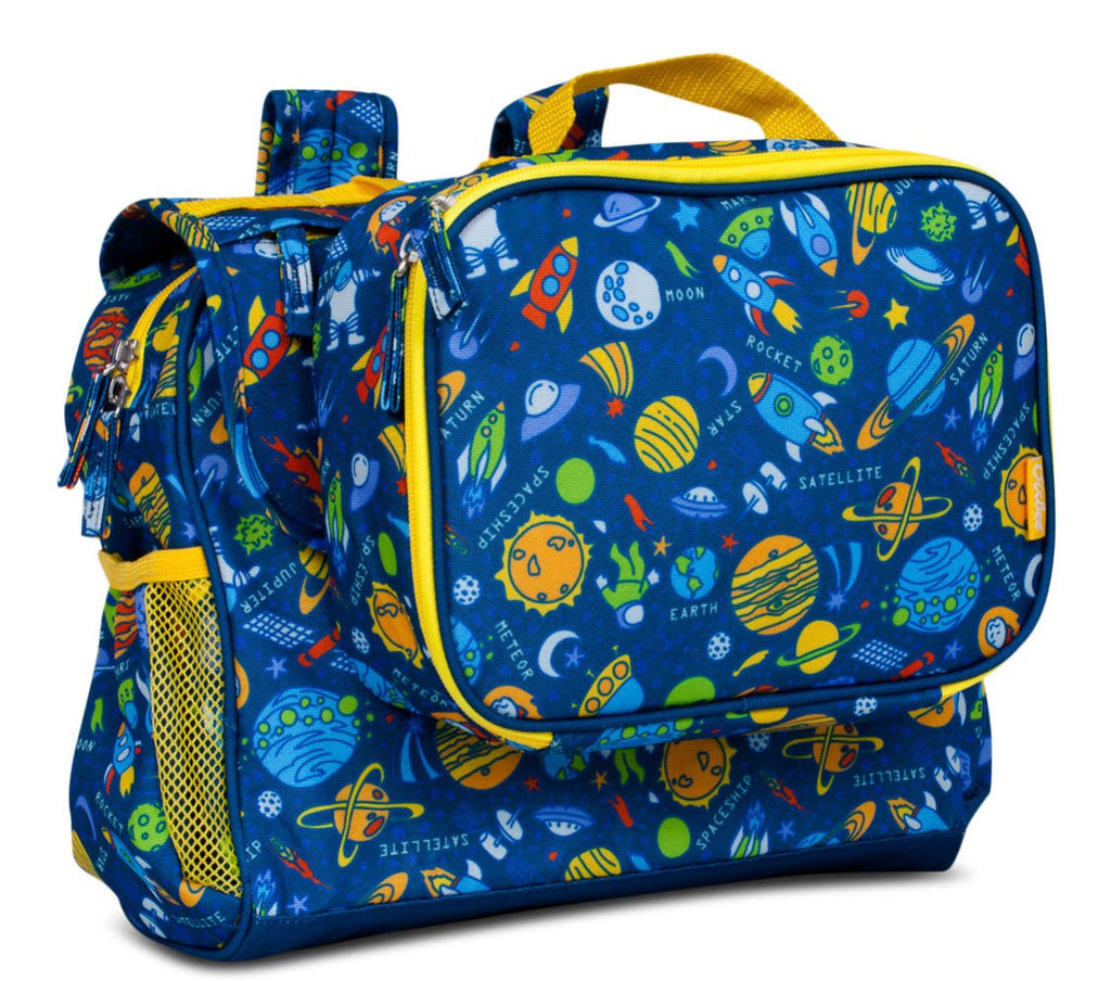 Space Backpack & Lunchbox Combo