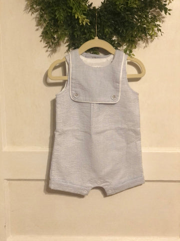 Blue Shortall & Bib