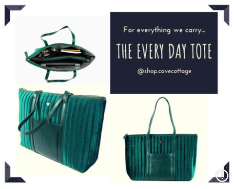 Every Day Luxury Tote