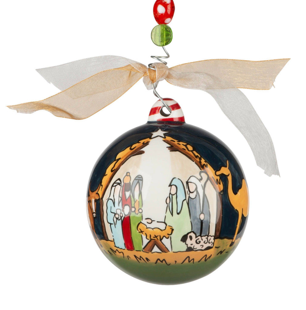 Night of the Nativity Ornament