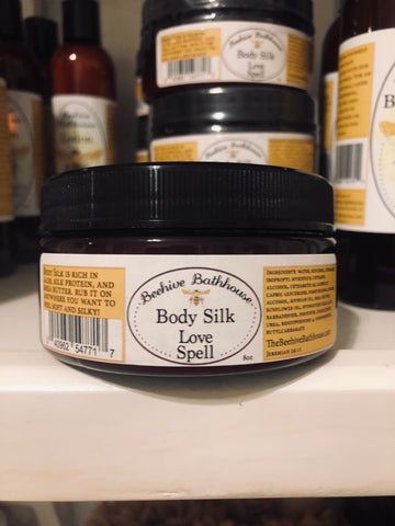 Body Silk 8 oz