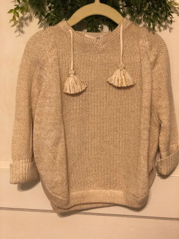 Sweater Knit Poncho