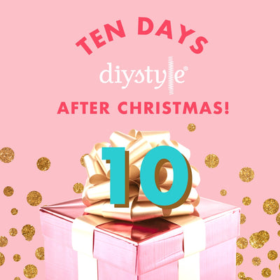 "Day Ten! ""10 Days AFTER Christmas"""