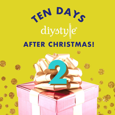 "Day Two! ""10 Days AFTER Christmas"""