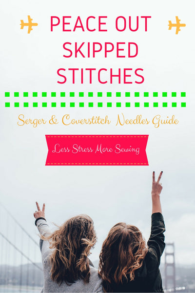 Peace Out Skipped Stitches! - Haute Knits by DIYStyle