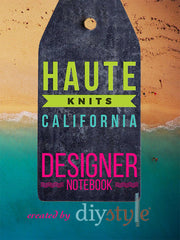 Haute Knits by DIYStyle®-- ActiveWear Online Course :: Designer Samples Workbook - Haute Knits by DIYStyle