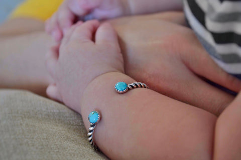 Infant Kingman Cuff