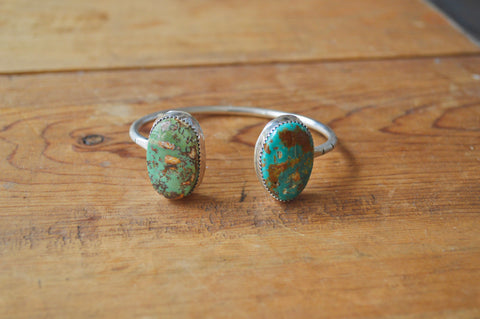 Royston Turquoise Cuff (Small to Medium Wrist)