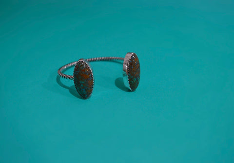 Skysong Turquoise Cuff