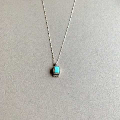 Royston Turquoise Necklace 16""