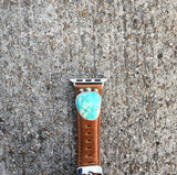 Royston Turquoise Apple Watch Band (38mm)