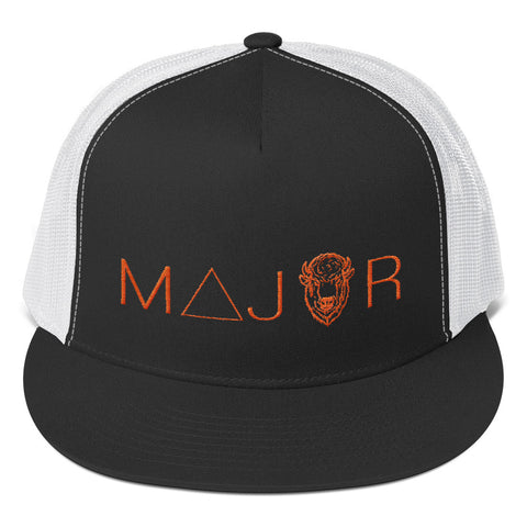 MAJOR Trucker Cap (3 Color Options)